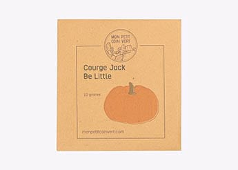 Courge jack be little